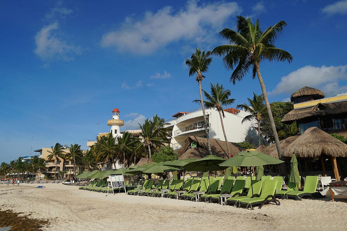 Página De Ejemplo Hotel Colibrí Beach